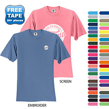 Fruit of the Loom Heavy Cotton HD® T-Shirt, Colors
