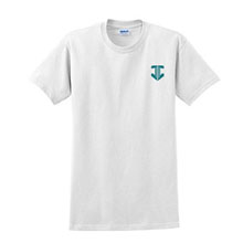 Gildan® - Ultra Cotton® 100% Cotton T-Shirt, White