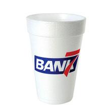 Foam Cup, 16oz.