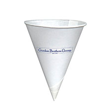 Conical Paper Cup, 4oz.