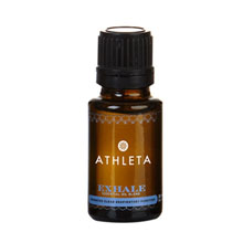Essential Oil Dropper Bottle - Exhale (Eucalyptus & Peppermint)
