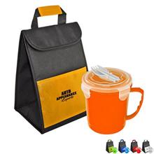 Soup Mug & Cooler Lunch Set