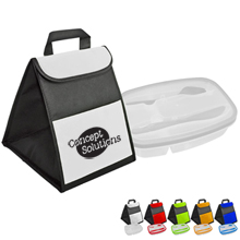 Lunch Container & Cooler Set