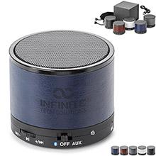 Fabrizio Vinyl Wrapped Bluetooth Speaker