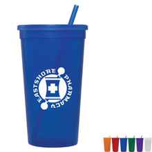 Antigua Tumbler Cup, 32oz. - Free Set Up Charges!