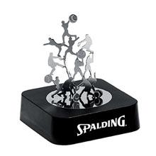 Baseball-Themed Magnetic Sculpture Block