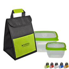 Seal Tight Containers & Cooler Set