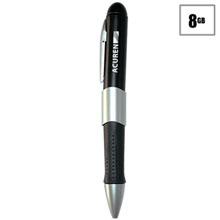 Twist USB Flash Drive Pen, 8GB
