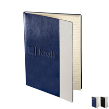 Venezia™ Two-Tone Notebook