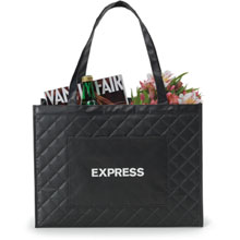 East Village Non-Woven Laminated Shopper