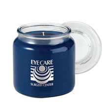 Aromatherapy Candle in Apothecary Jar, 16 oz.
