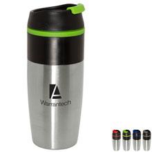 Easy Sip Stainless Tumbler, 15oz., BPA Free