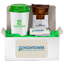 Coffee Lover's Cup, Coffee & Mints Gift Set
