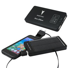 Emergency Solar Power Bank, 3000 mAH