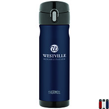 Thermos® Backpack Bottle, 16 oz. - Free Set Up Charges!