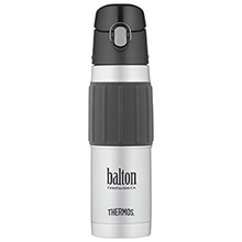 Thermos® Hydration Bottle w/Rubber Grip, 18oz. - Free Set Up Charges!