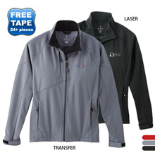 Tunari Interlock Ladies' Softshell Jacket
