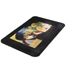 Anti Fatigue Floor Mat, 2' x 3'