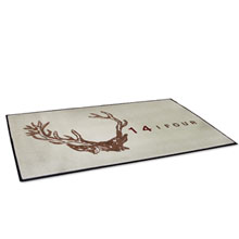 DigiPrint HD Floor Mat, 4' x 6'