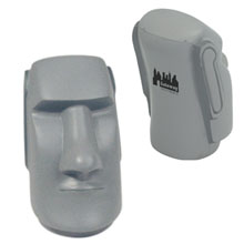 Easter Island Head Stress Reliever