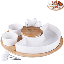 Symphony Appetizer Serving Set