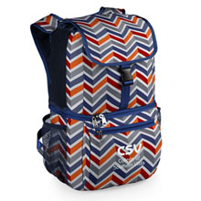 Chevron Backpack Cooler - Free Set Up Charges!