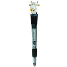 Cow Light Up Pen
