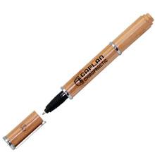 Bamboo Ballpoint Pen with Highlighter