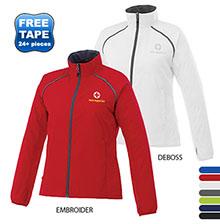 Egmont Ladies' Lightweight Packable Jacket