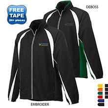 Kelton Men's Color Block Track Jacket