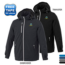 Ansel Men's Lightweight Waterproof Jacket