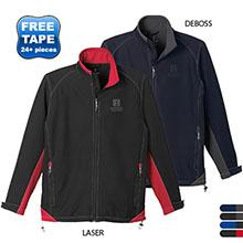 Iberico Men's Soft Shell Jacket