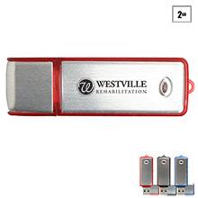 Broadview USB Flash Drive, 2GB