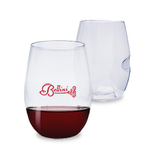 govino® Shatterproof Stemless Wine Glass, 16oz.