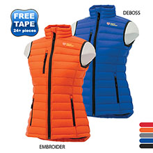 Whistler Ladies' Light Down Vest