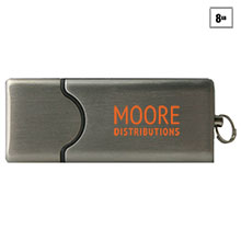 Bristol USB Flash Drive, 8GB