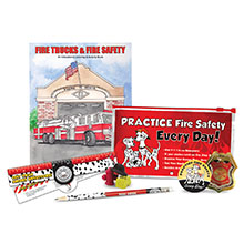 Fire Safety Classroom Kit, Stock
