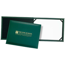 """Stitched Certificate Holder, 8-1/2"""" x 11"""""""