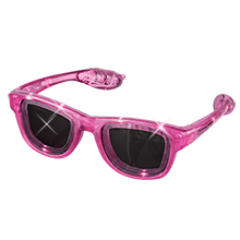 Bright Pink LED Cool Shades