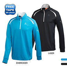PUMA® Golf  Performance Stretch Knit Men's Quarter Zip