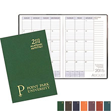 "Academic Monthly Planner, 7"" x 10"""