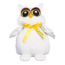 Autograph Plush Owl