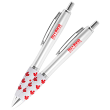 Emissary Canada Maple Leaf Click Pen