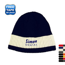 Big Bear Eco Striped Beanie