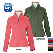 Contender Ladies' Lightweight Fleece Jacket