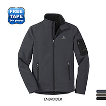 Eddie Bauer® Rugged Ripstop Men's Soft Shell Jacket
