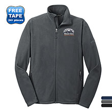 Eddie Bauer® Full Zip Microfleece Men's Jacket