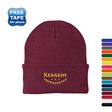 Port & Company® Acrylic Knit Cap, Solid Colors