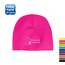 Port & Company® Beanie Cap, Solid Colors