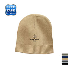 Port Authority® 100% Cotton Beanie